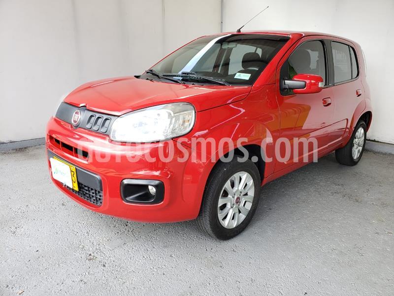 Fiat Uno 1.4L Attractive usado (2015) color Rojo Alpine precio $19.990.000
