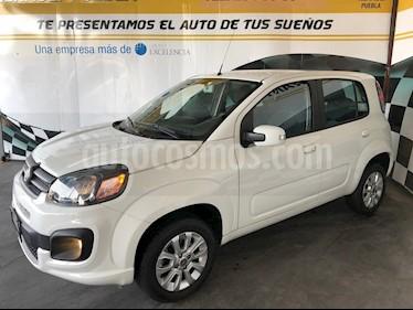 Foto venta Auto usado Fiat Uno Like (2018) color Blanco precio $170,000