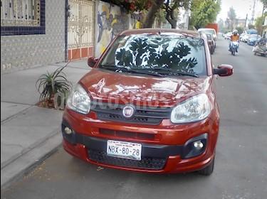 Fiat Uno Like usado (2017) color Rojo precio $125,000