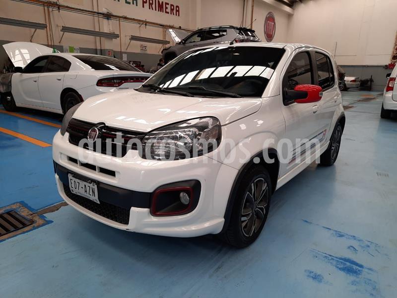 Fiat Uno Sporting usado (2018) color Blanco precio $160,000