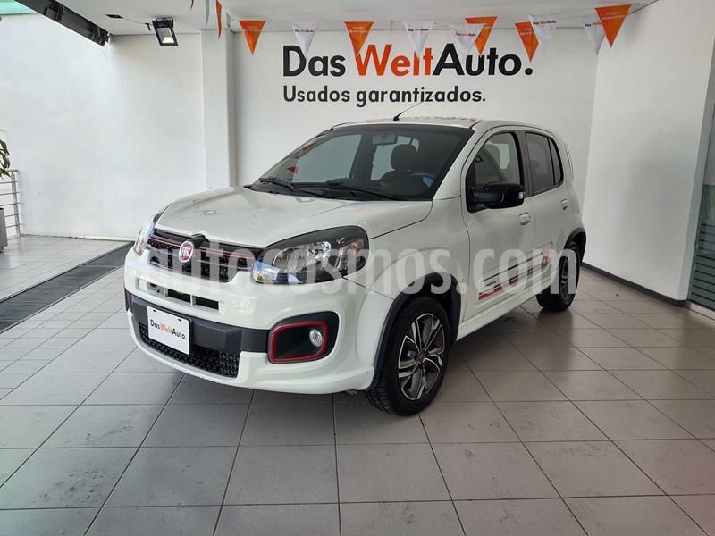 Fiat Uno Sporting usado (2017) color Blanco precio $149,000