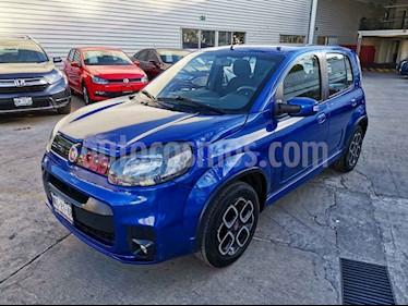 Fiat Uno 5p Sporting L4/1.4 Man usado (2016) color Azul precio $145,000