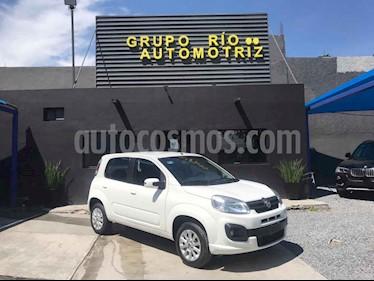 Fiat Uno Like usado (2017) color Blanco precio $139,000