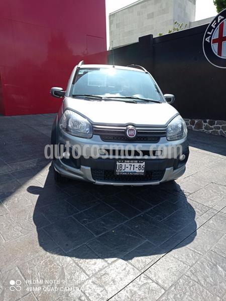 Fiat Uno Way usado (2018) color Verde Cedro precio $155,000