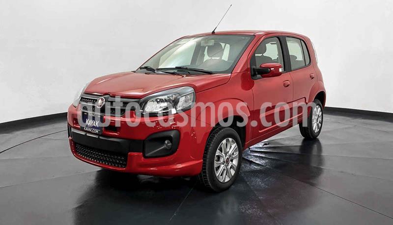 Fiat Uno Like Blacktop usado (2019) color Rojo precio $159,999