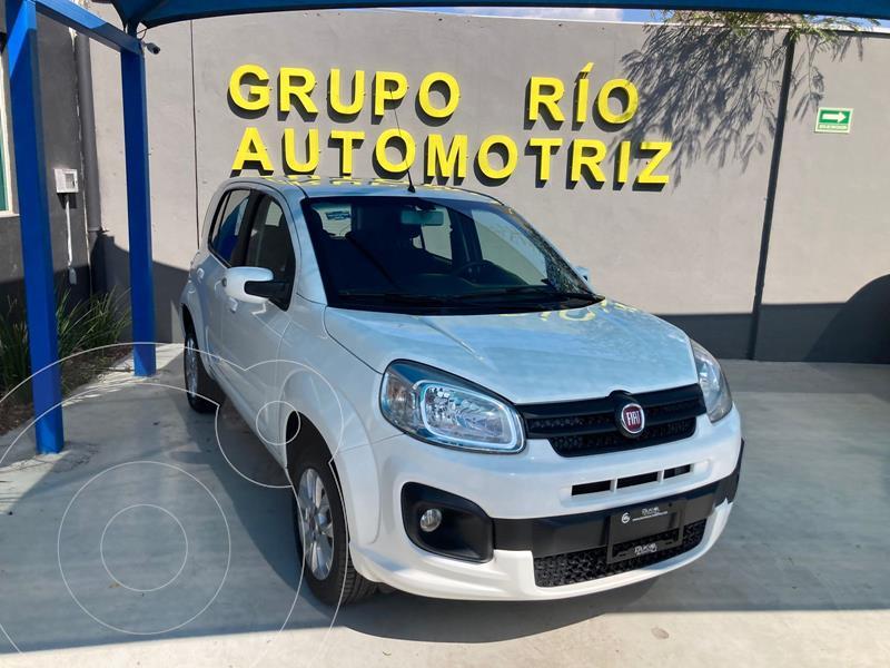 Foto Fiat Uno 1.4L usado (2017) color Blanco precio $139,000