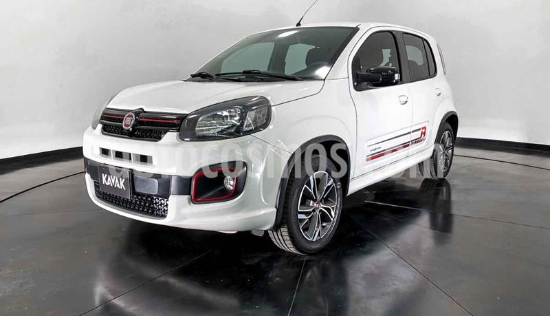 Fiat Uno Sporting usado (2017) color Blanco precio $162,999