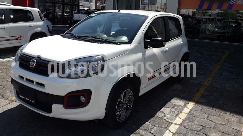 Fiat Uno Sporting usado (2020) color Blanco precio $199,000