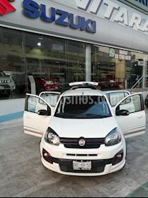 Fiat Uno Sporting usado (2018) color Blanco precio $150,000