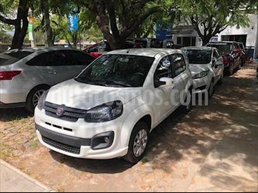Fiat Uno Like usado (2018) color Blanco precio $160,000