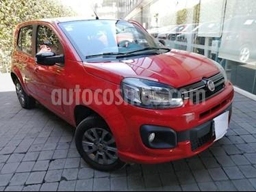 Fiat Uno 5p Blacktop L4/1.4 Man usado (2019) color Rojo precio $172,500