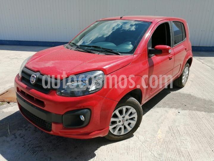 Fiat Uno Like usado (2018) color Rojo precio $144,000