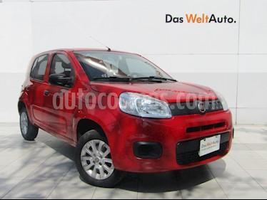 Fiat Uno Attractive usado (2015) color Rojo precio $109,000