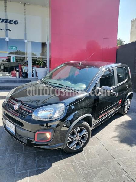 Fiat Uno Sporting usado (2019) color Negro precio $180,000