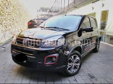 Foto venta Auto Seminuevo Fiat Uno Sporting (2018) color Negro precio $194,000
