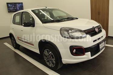 Foto venta Auto usado Fiat Uno Sporting (2018) color Blanco precio $189,000