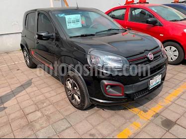 Foto venta Auto Seminuevo Fiat Uno Sporting (2017) color Negro precio $160,000