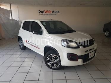 Foto venta Auto usado Fiat Uno Sporting (2018) color Blanco precio $189,900