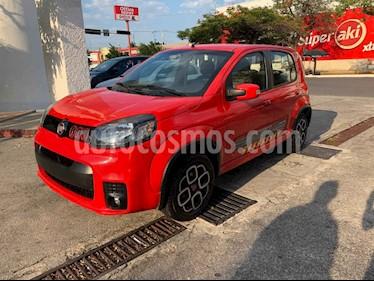 Foto venta Auto usado Fiat Uno Sporting (2016) color Rojo precio $137,900