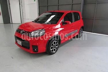 Foto venta Auto Seminuevo Fiat Uno Sporting (2016) color Rojo precio $160,000