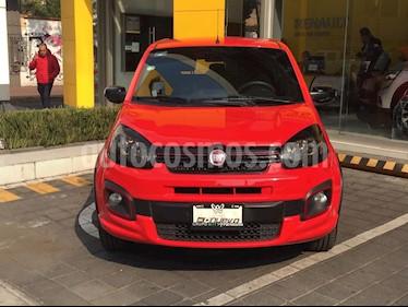 Foto venta Auto usado Fiat Uno Sporting (2018) color Rojo precio $193,000
