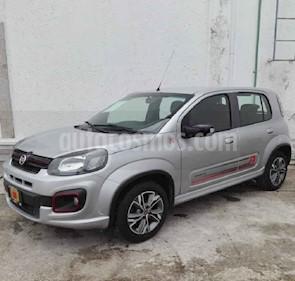 Foto venta Auto usado Fiat Uno Sporting (2017) color Plata precio $135,000