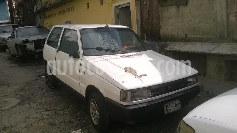 Fiat Uno 1.3L 3P usado (1988) color Blanco precio u$s600