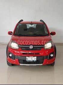 Foto venta Auto usado Fiat Uno Way (2018) color Rojo Alpine precio $174,900