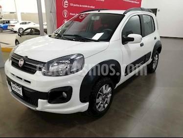 Foto venta Auto usado Fiat Uno Way (2018) color Blanco precio $169,000