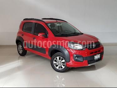 Foto venta Auto usado Fiat Uno Way (2018) color Rojo Alpine precio $177,900