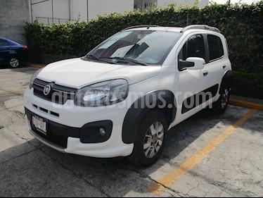 Foto venta Auto usado Fiat Uno Way (2017) color Blanco precio $165,000