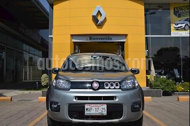 Foto venta Auto Seminuevo Fiat Uno Way (2015) color Gris precio $135,000