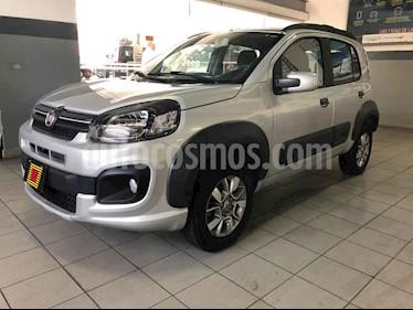 Foto venta Auto usado Fiat Uno Way (2018) color Plata precio $190,000