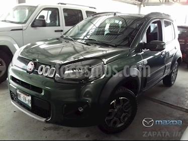 Foto venta Auto Seminuevo Fiat Uno Way (2015) color Verde precio $125,000