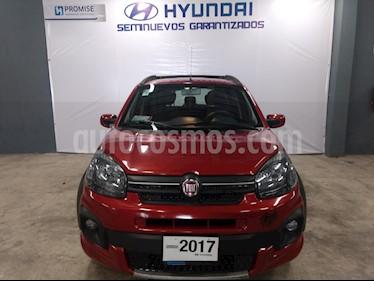 Foto venta Auto usado Fiat Uno Way (2017) color Rojo precio $155,000