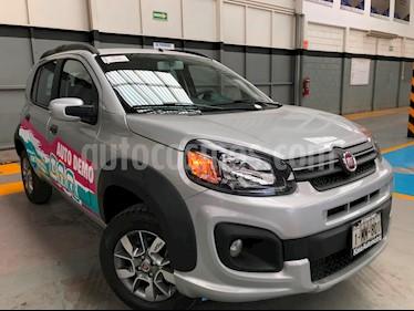 Foto venta Auto usado Fiat Uno Way (2019) color Plata precio $217,900
