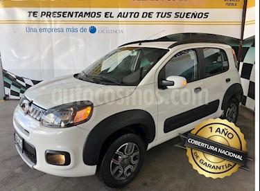 Foto venta Auto Seminuevo Fiat Uno Way (2016) color Blanco precio $140,000