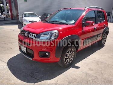Foto venta Auto usado Fiat Uno Way (2016) color Rojo precio $149,000