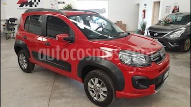 Foto Fiat Uno Way usado (2018) color Rojo precio $175,000