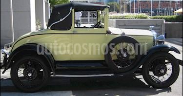 Ford A - usado (1929) color Amarillo precio u$s35.000