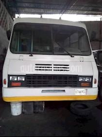 Foto venta carro usado Ford Cargo 815 furgon (2000) color Blanco precio u$s4.000