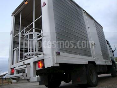Foto venta carro usado Ford Cargo 815 furgon (2005) color Blanco precio u$s4.500