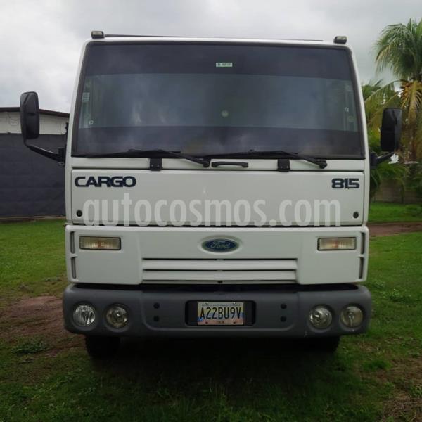 Ford Cargo 815 Chasis usado (2012) color Blanco precio u$s11.000