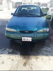 Foto venta Auto usado Ford Contour GL V6 (1996) color Verde precio $17,000