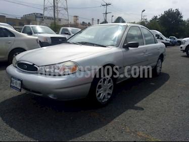 Foto venta Auto usado Ford Contour GL (2000) color Plata precio $34,000