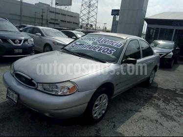Foto Ford Contour GL V6 usado (2000) color Plata precio $34,000