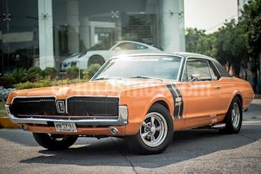 Foto venta Auto usado Ford Cougar Analogo (1967) color Naranja precio $299,000