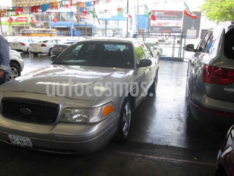 Ford Crown Victoria Police Interceptor usado (2007) color Gris precio $70,000