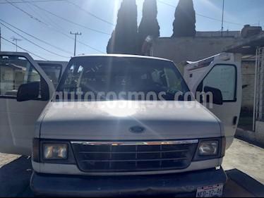 Foto Ford Econoline E-150 Van 4.2L V6 Aut Pta Bandera usado (1999) color Blanco precio $42,000