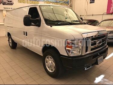 Ford Econoline E-150 Van 4.6L V8 (Carga) usado (2013) color Blanco precio $225,000